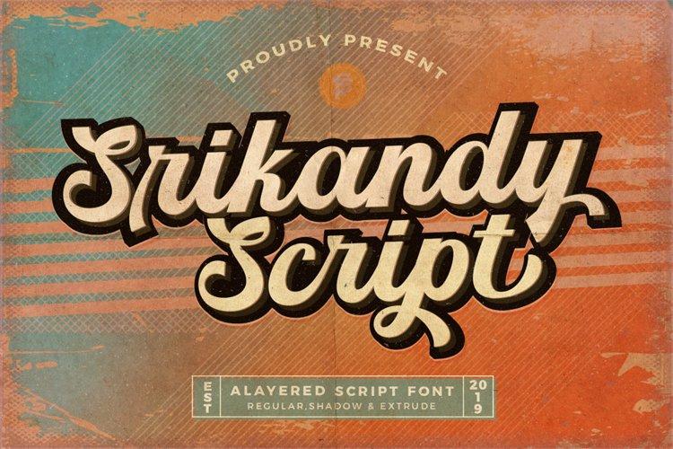 Srikandy Extra Extrude example image 1