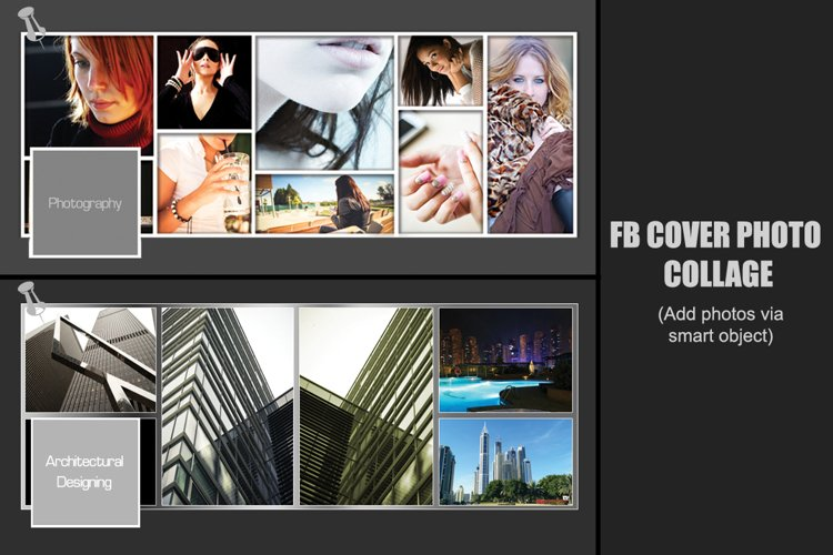 Facebook Cover Photo / Collage example image 1