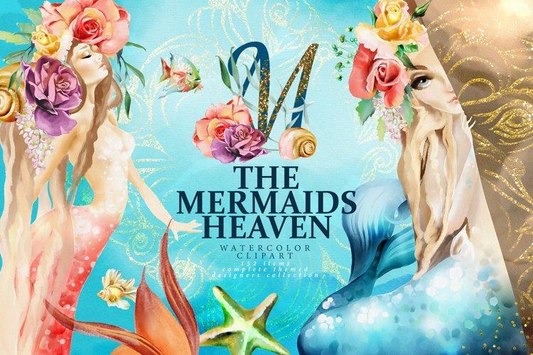 The Mermaids Heaven example image 1