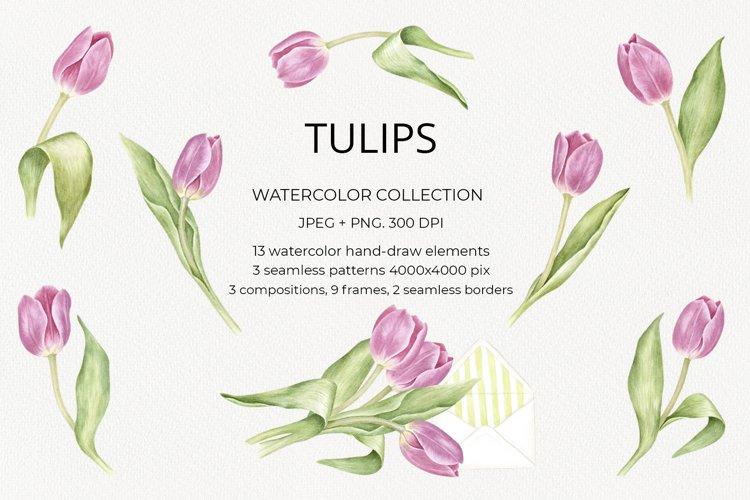 Tulips example image 1