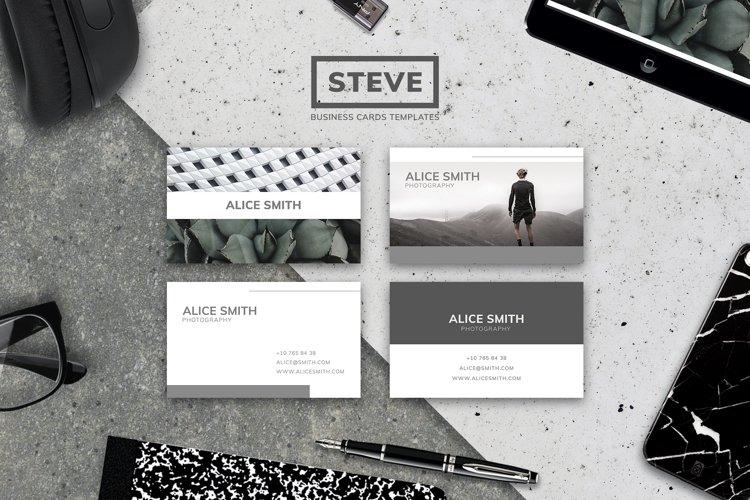 STEVE | BUSINESS CARD TEMPLATES