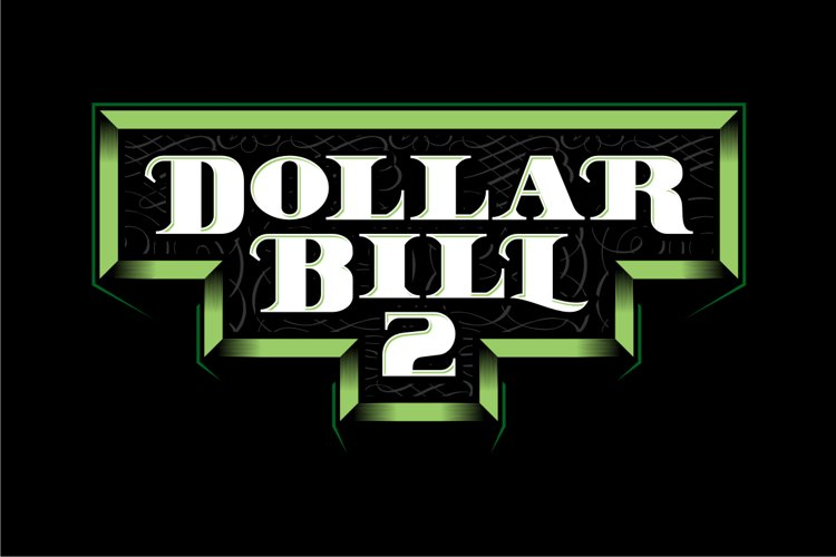 Dollar Bill 2 example image 1