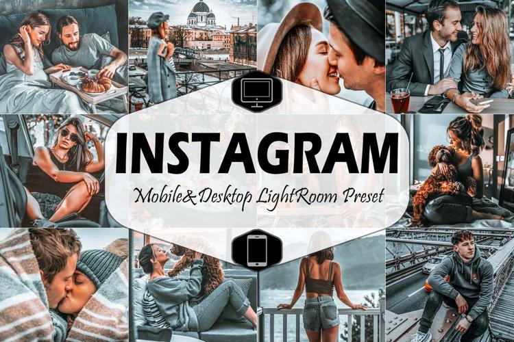 10 Presets for Instagram, Instagram filters lightroom preset