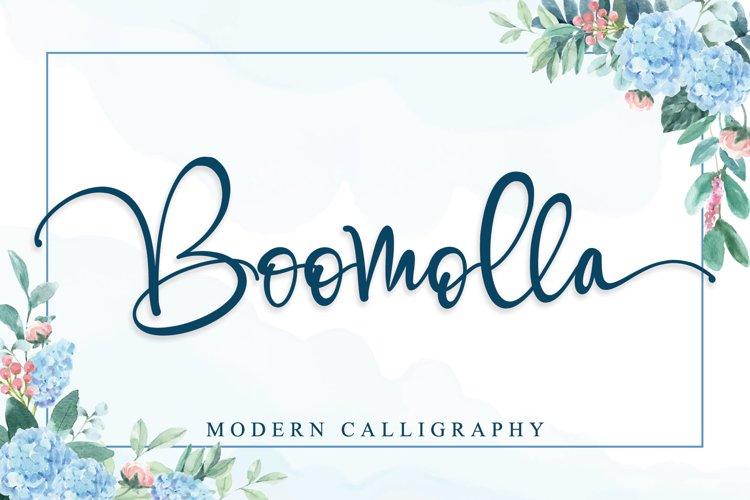 Boomolla example image 1