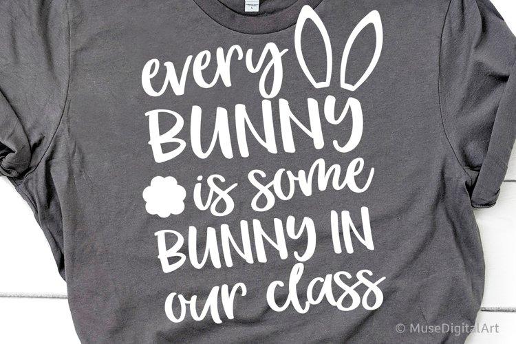 Teacher Easter Svg, Bunny Easter Svg, Kids Funny Svg Files