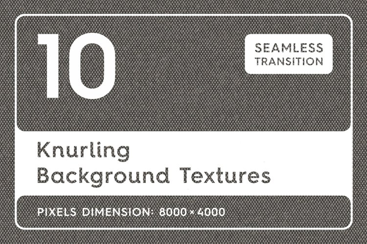 10 Knurling Background Textures example image 1