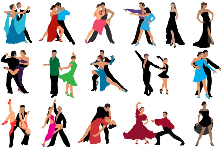 Dance colour example image 1