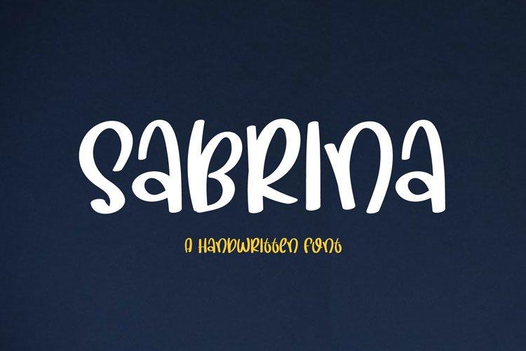 Sabrina example image 1