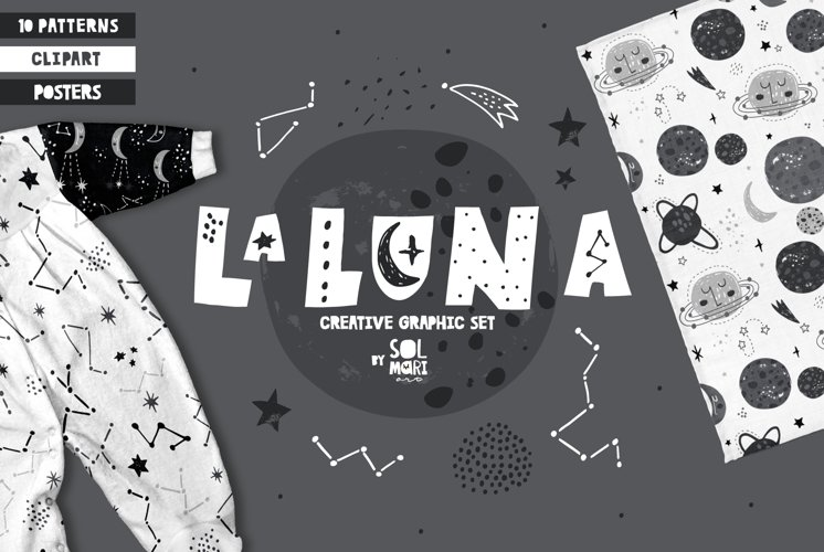 La LUNA graphic collection