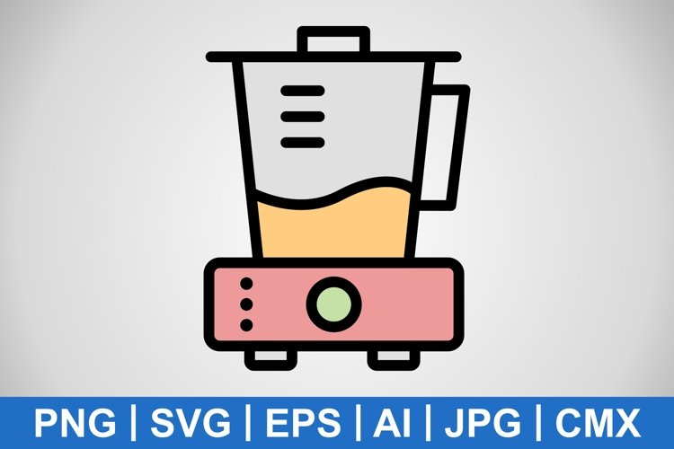 Vector Juicer Icon example image 1