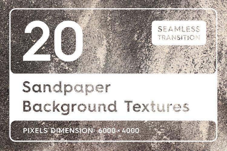 20 Sandpaper Background Textures example image 1