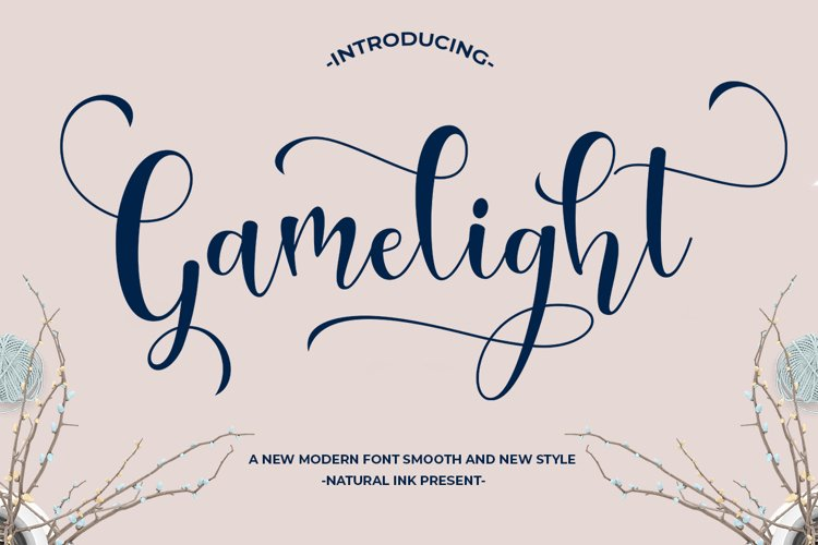 Gamelight example image 1