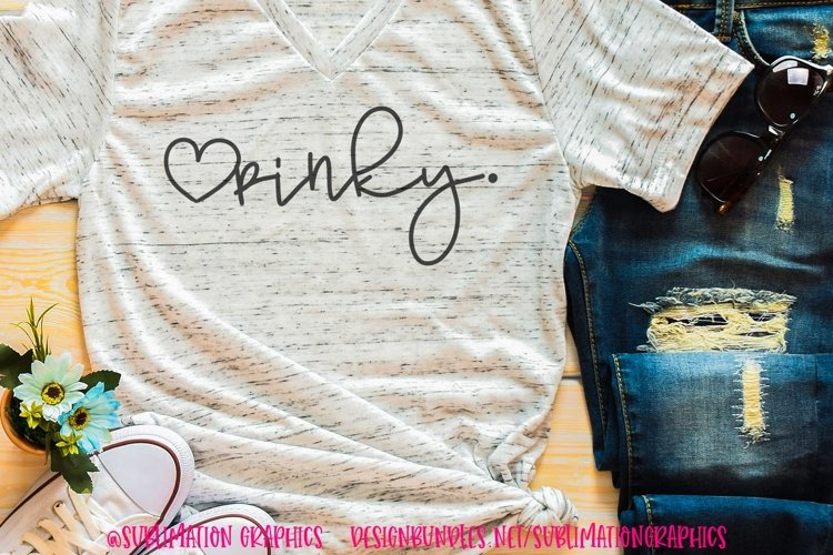 Pinky Sublimation Digital Download example image 1