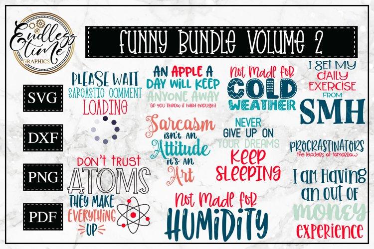 Funny Bundle Volume Ii A Humorous Little Svg Bundle 391350 Cut Files Design Bundles