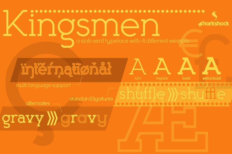 Kingsmen example image 1