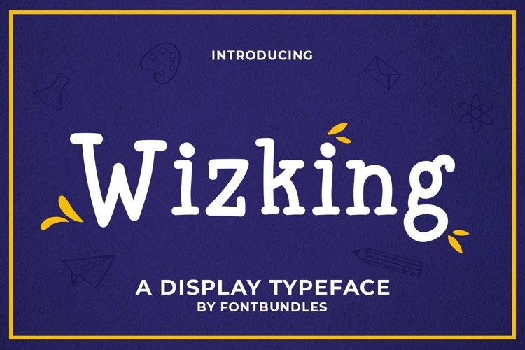 Web Font Wizking example image 1