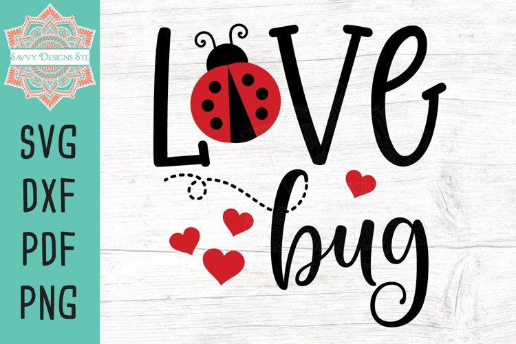 Love Bug SVG Cut File
