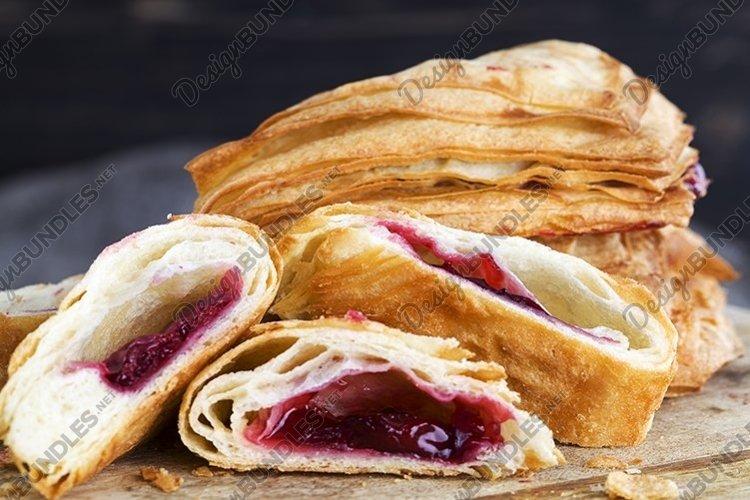 flour buns example image 1