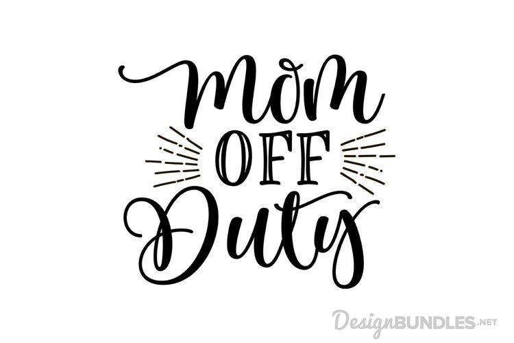 Mom Off Duty example