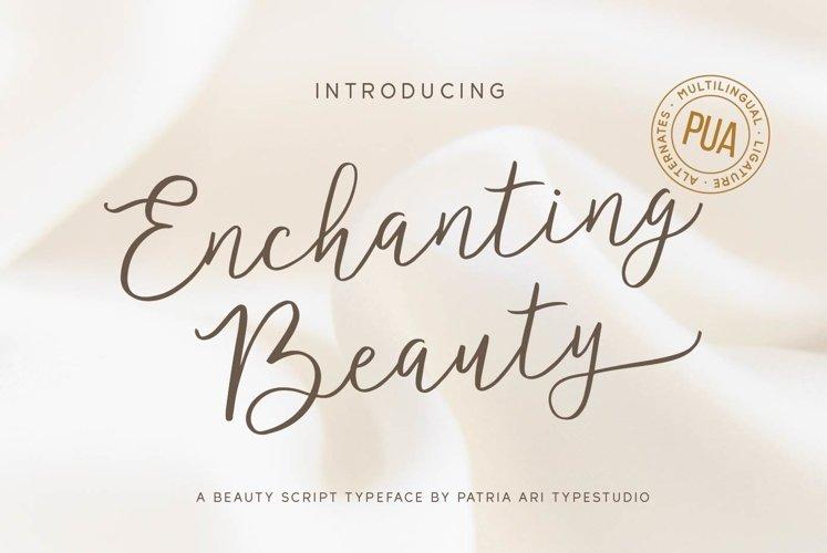 Enchanting Beauty example image 1
