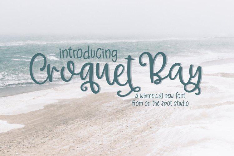 Croquet Bay example image 1