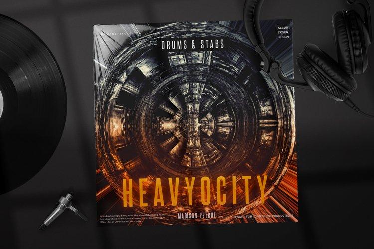 Heavyocity Album Cover
