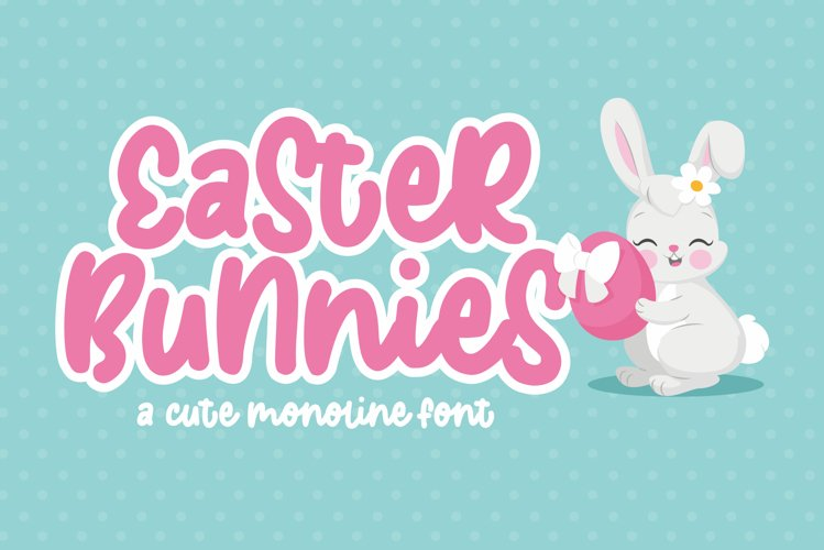 Easter Bunnies example image 1
