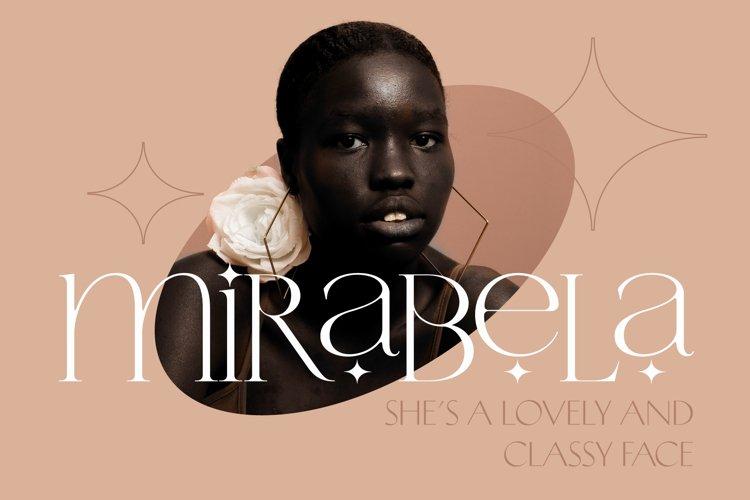 Mirabela - Lovely & Classy Serif
