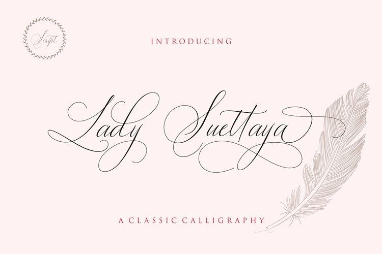 Lady Suettaya example image 1