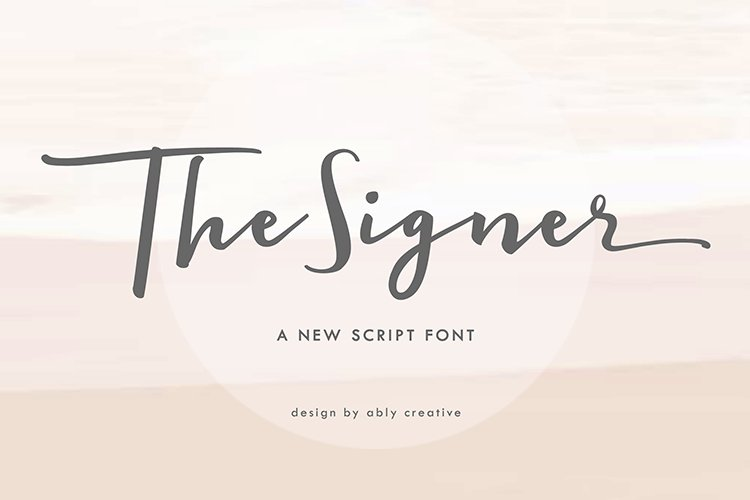 The Signer