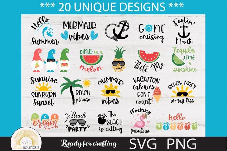 Summer Svg Bundle example image 1