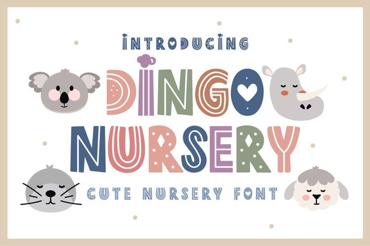 Dingo Nursery example image 1