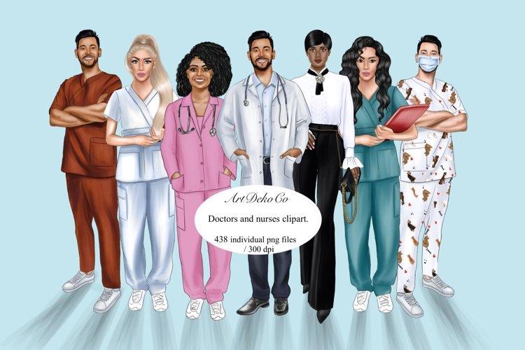 Doctor clipart, Nurse clipart, Doctors clip art
