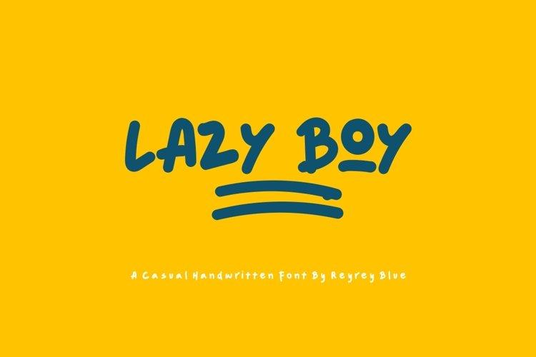 Lazy Boy example image 1