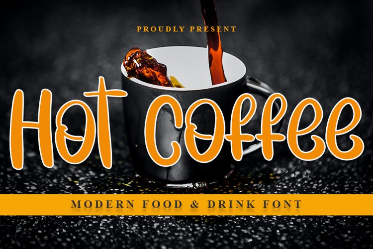 Hot Coffee example image 1