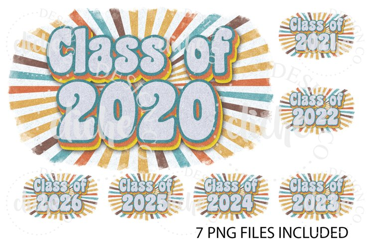 Graduation Sublimation Design Bundle