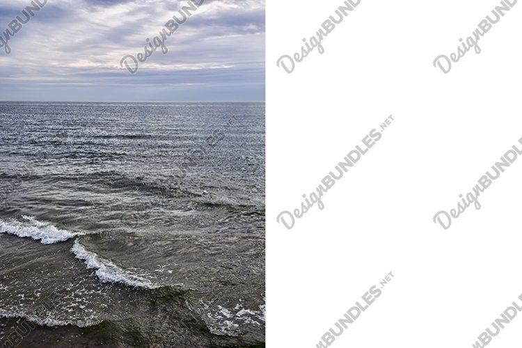 water surface on the sea example image 1