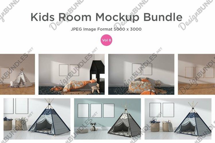 Kids Room Frame Mockups Vol - 8 example image 1