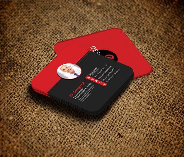 Mini Square Social Cards example image 1