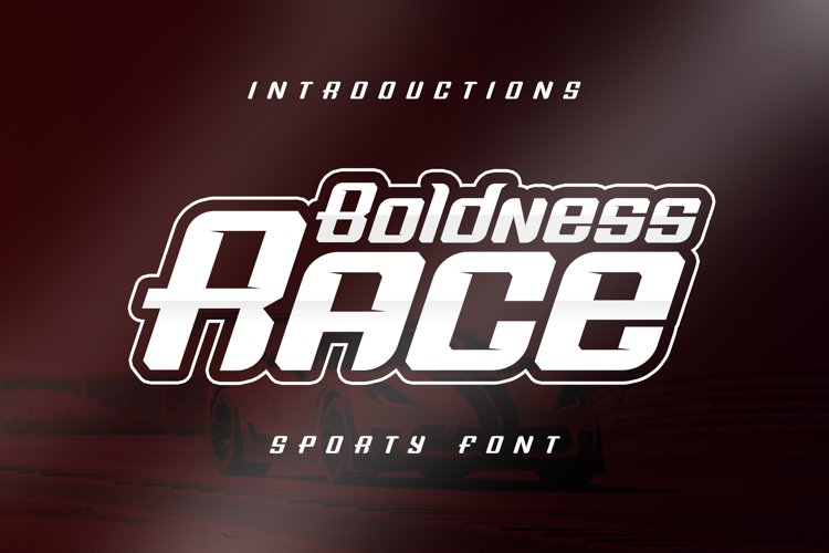 Boldness Race example image 1