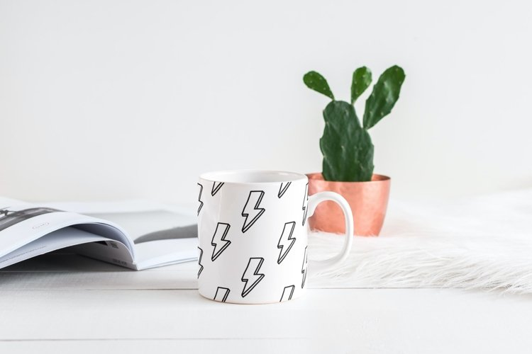 11oz mug wrap SVG bundle, coffee mug designs example 2
