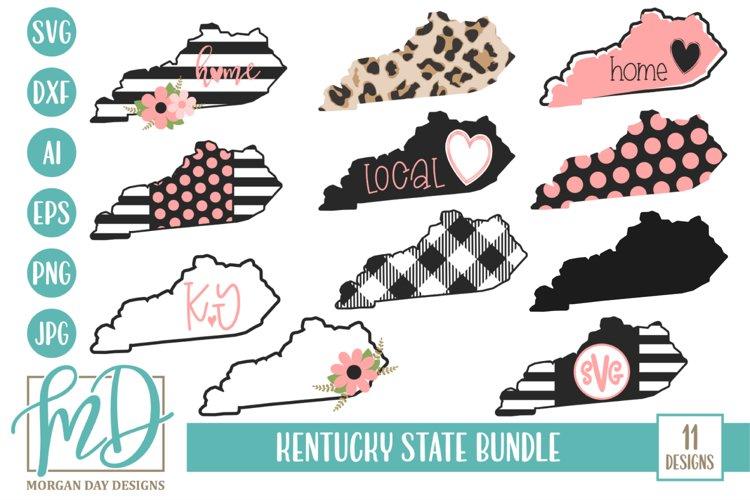 Kentucky Home - Kentucky State - Kentucky Bundle SVG