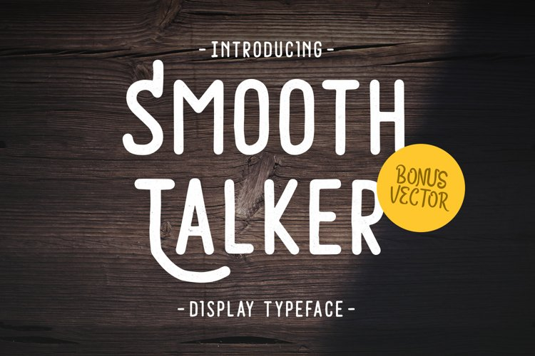 Smooth Talker and Bonus Vectors example image 1