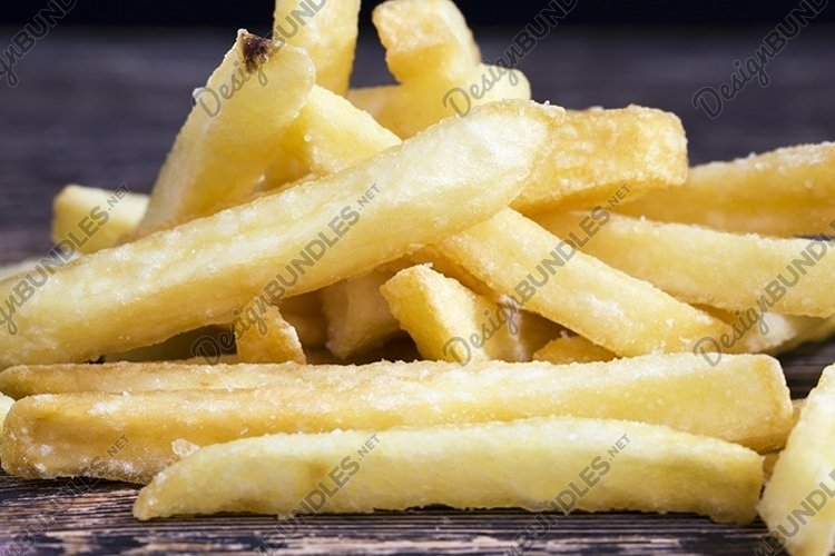 real fries example image 1