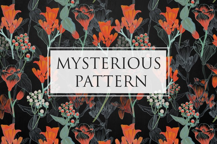 MYSTERIOUS PATTERNS example image 1