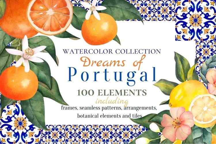 Watercolor Lemons for Wedding and Logo design