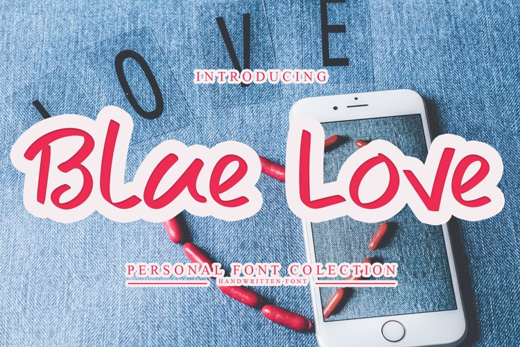 Blue Love example image 1
