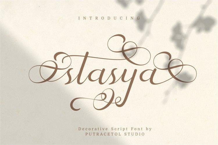 Stasya example image 1