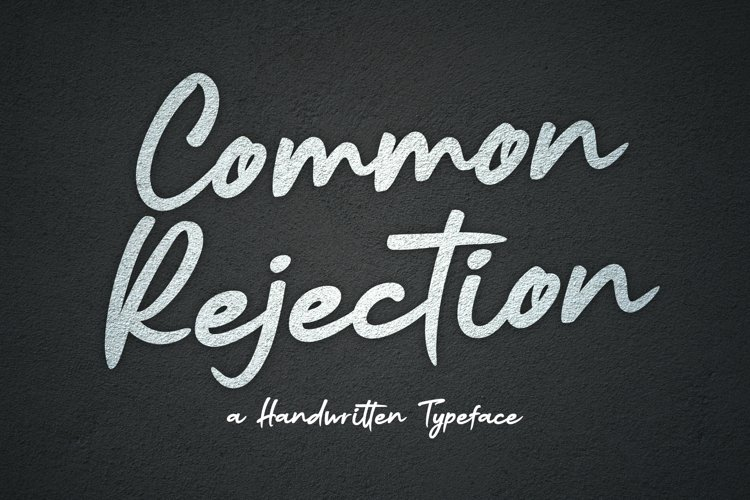 Common Rejection example image 1
