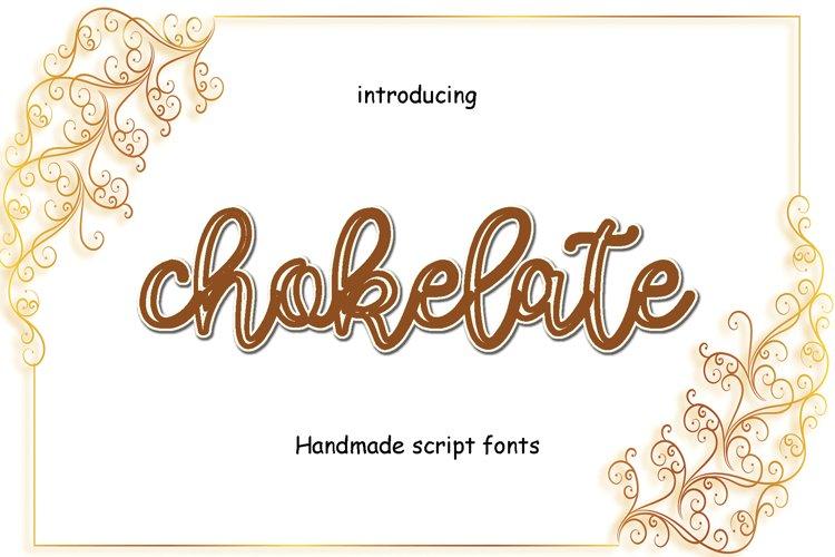 chokelate example image 1